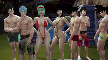 Milk Mother and Wife Epi 3 Pool Party Moms Fucked by Their Sons Perverted Mother and Sons Swap Wives Unfaithful Bitches Ntr Gangbang Ass Fucked Hentai