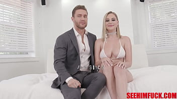 Sam Shock And His Perfect Body Get Pampered By Busty Blake Blossom