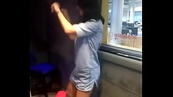 Larissa Erthal Gostosa dançando