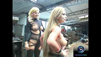 Dorothy Black, Mandy Jones And Others Getting Horny Behind The Scenes