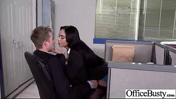 Hardcore Sex In Office With Big Round Boobs Horny Girl (selena santana) vid-28