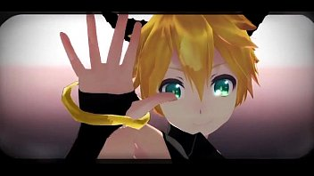 Gay anime hentai yaoi videos - Mmd gay len kagamine hot pole dance