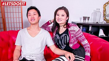 AMATEUR EURO - Japan Babe Miyuki Son Allure Newbie To Join Her In Threesome