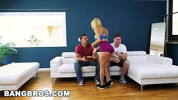 Bangbros - Big Tits Milf Alexis Fawx Squirts All Over A Huge Cock