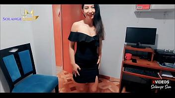 La Muy Puta De Mi Hermana Me Seduce Para Tener Sexo Por El Culo Y Probar De Mi Leche - Solange Sun
