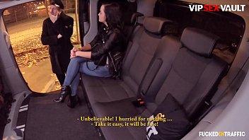 VIP SEX VAULT - #Erica Black - Cute Ukrainian Teen Wants To Go Wild With Her Driver
