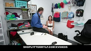 Crying (Artemisia Love) while the Police Officer has his way - Shoplyfter MYLF thumbnail