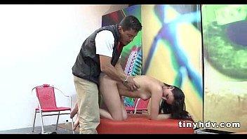 Latina teen pussy Camila Santiago 53