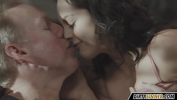 stepdaughter has romantic sex with his stepdad