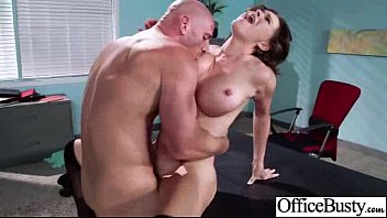 Office Slut Girl (krissy lynn) With Big Juggs Love Sex mov-19 8分钟