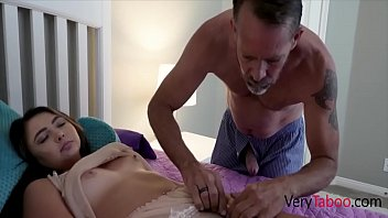 Perverted Dad Puts Daughter Through Physical t.- Dakota Knight