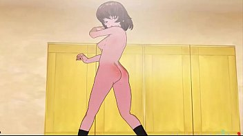 Hentai 3D / Morocha Loquendo 8 min