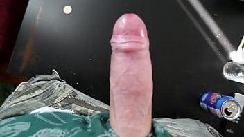 Watch free gay porn videos live Masturbating hands-free big cock cum huge load