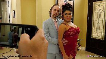Trans Schoolgirls Beth Bell's Prom Night With Kai