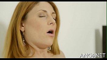 Licking beautys hairless slit