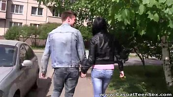 Casual Teen Sex - Flowers as a prelude to sex Annette teen-porn