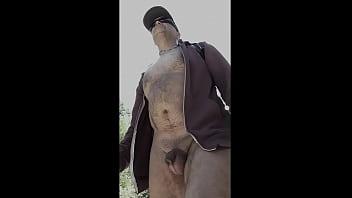 uncut naked bear pilgrimage