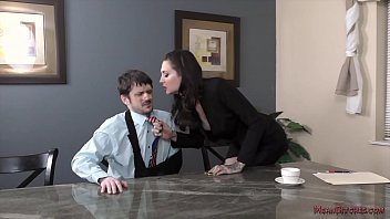 6907 Tall Beautiful Office Bully - Rocky Emerson - Femdom preview