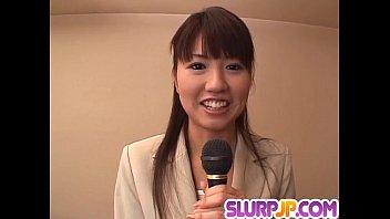 Misato Kuninaka gets tasty dick to c. her well 10 min