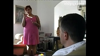 Clean adult sex search Mature cleaning lady take care of a young cock