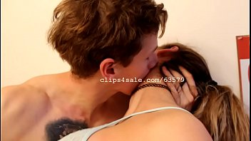 Aaron and Nikky Kissing Video7