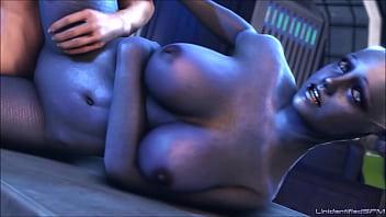 Mass Fuck Effect HMV