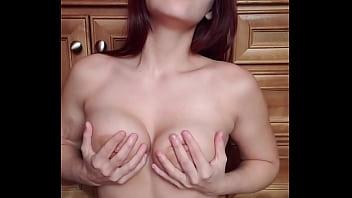 Solo masturbation hot nude babe