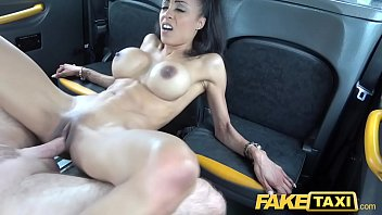 Super busty asian alyssa nude - Fake taxi petite ebony with big tits works drives cock for cum
