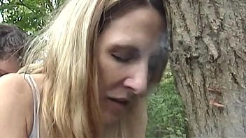 Streaming Video Marie Madison Public Smoke and Fuck in Woods - XLXX.video