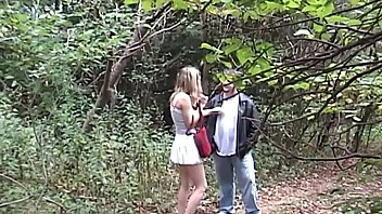 Marie Madison Public Smoke and Fuck in Woods