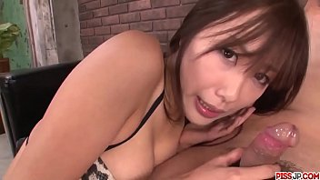 Satsuki Aoyama deals a bunch of dicks in sloppy modes - More at Pissjp.com