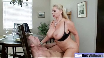 Karen angle boobs Sexy wife with big tits enjoy sex on tape vid-27
