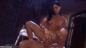 MIlf Beauty India Summer Sucking Cock and Fucking like a Banshee till she Explodes