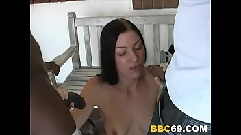 Interracial Double Penetration with Trina Image
