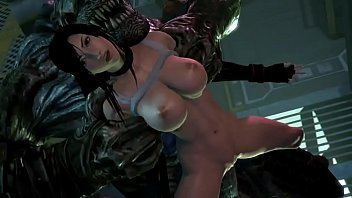 Tifa boob massage game - Tifa lockhart and monster sex