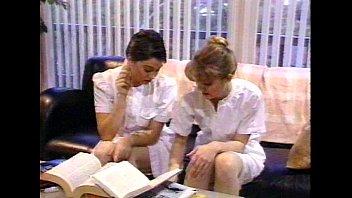 LBO - Nasty Backdoor Nurses - scene 3 - video 3 4分钟