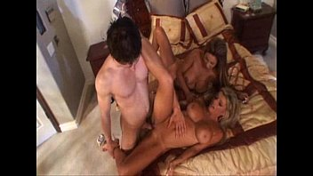 Milfs Kristal Summers, Demi Delia, TJ Powers and Kitty Langdon in an orgy