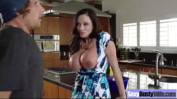(ariella ferrera) Naughty Housewife With Round Big Boobs Love Sex mov-05