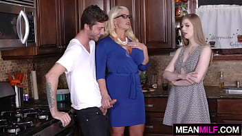 m. Bangs With Stepdaughters Boyfriend 8 min