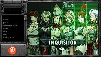 Warhammer 40k Inquisitor Trainer Part 8 Milf ride