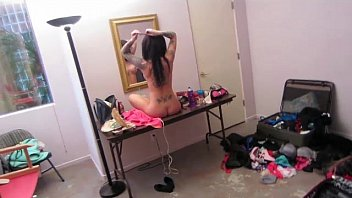 A Day on Set with Christy Mack and Bailey Blue 5 min