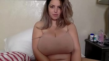 Bbw with great tits I met on Fatite.com love her chunky body