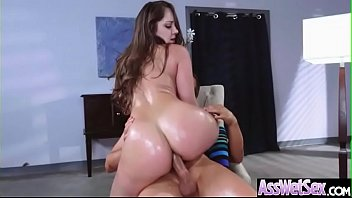 (Remy LaCroix) Hot Girl With Huge Round Ass Love Anal movie-26