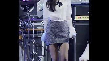 公众号【是小喵啦】韩国女团包臀裙热舞饭拍