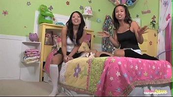 Cute Asian Teens Have Lesbian Sex - Tubeempiresite