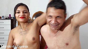 marido e tigresa falam na importância de dar o cuzinho e ser livre