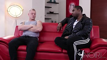 Gay male leather tube - Noirmale straight black hunk deangelo jackson is my step daddy