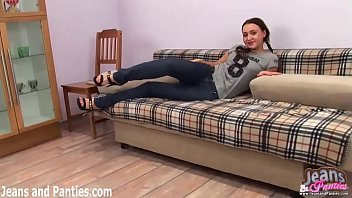 Sara jean nude Do you like my pigtails and tight jeans