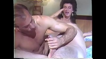 Stunning ravenhaired woman is not against when her husband invites his bosom buddy