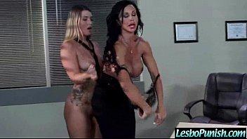 (jenna&amp_jewels) Girl On Girl In Hard Lesbo Sex Scene video-22